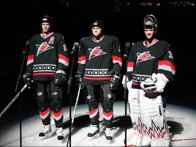 Hurricanes unveil their first-ever alternate jersey  37955352b